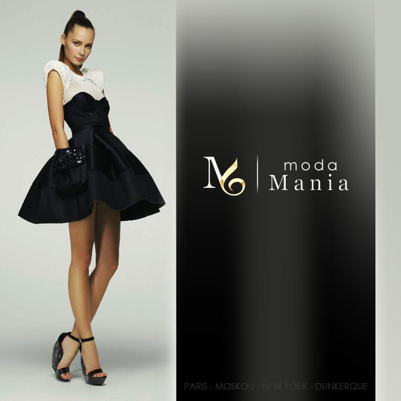 Logo Moda Mania