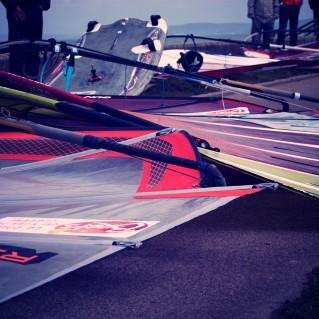 voiles windsurf AFF ouistreham