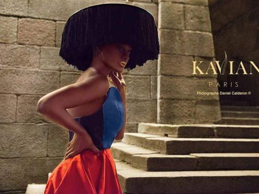 Kavian PARIS – logo haute couture