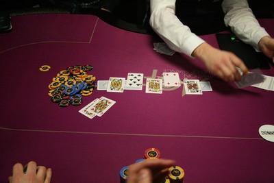 Créations jetons poker Cercle Paris