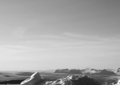 ice berg islande