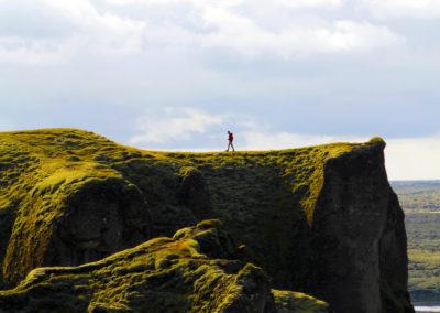 homme seul islande