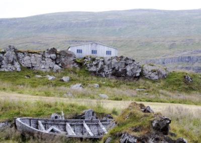 bateau echoué islande